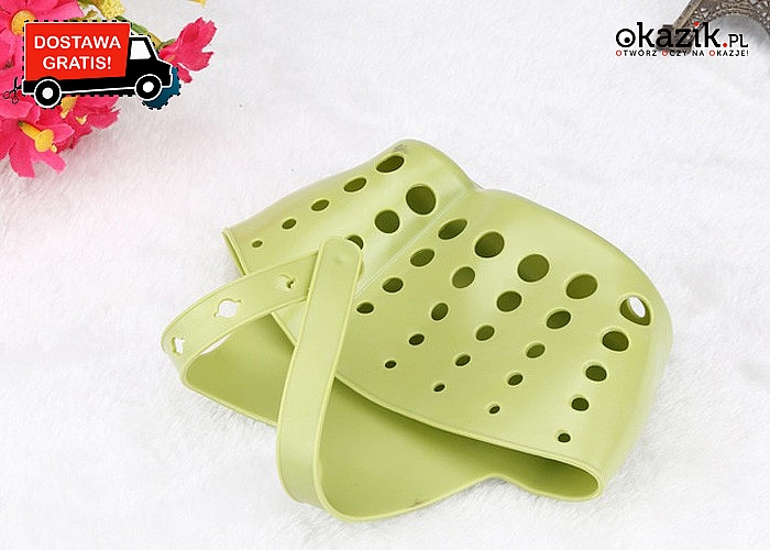 Nowość! Przenośny koszyk do akcesoriów kuchennych! Najwyższa jakość wykonania!