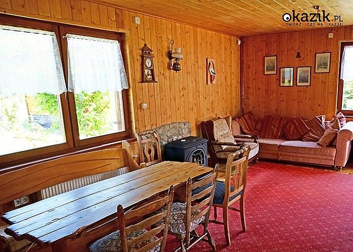 Wiosennie w Karkonoskiej Chatce! Pobyt w malowniczo położonej miejscowości Kostrzyca!
