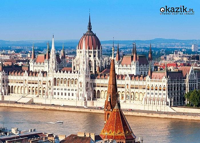 Hotel Mediterran**** w Budapeszcie! Pobyty ze śniadaniem! Jacuzzi i sauna! Doskonała lokalizacja!