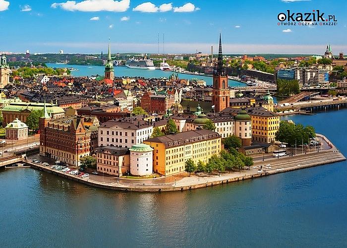 Ryga, Sztokholm, Turku,Helsinki i Tallin! 6-dniowa wycieczka promem! 3 śniadania! Opieka pilota! Niezwykła przygoda!