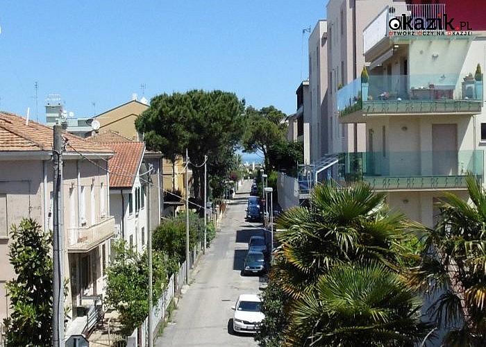 Najpopularniejszy kurort wakacyjnych Włoch zaprasza na wczasy! RIMINI I HOTEL VILLA DINA*** czekają