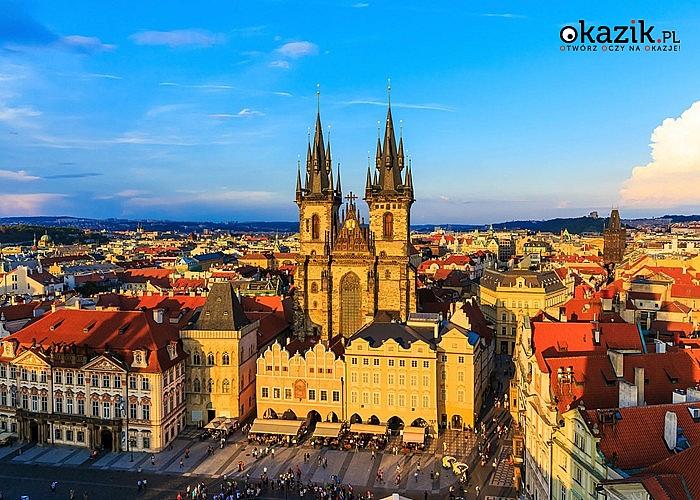 Wycieczka do Pragi! 2 noclegi w Hotelu*** ! 2 śniadania! Autokar klasy LUX! Opieka pilota! Wspaniały klimat miasta!
