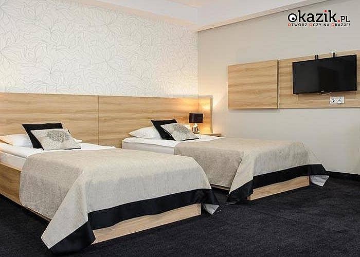 4-dniowy Pobyt dla Seniora w hotelu w Ciechocinku z 6 zabiegami podczas pobytu