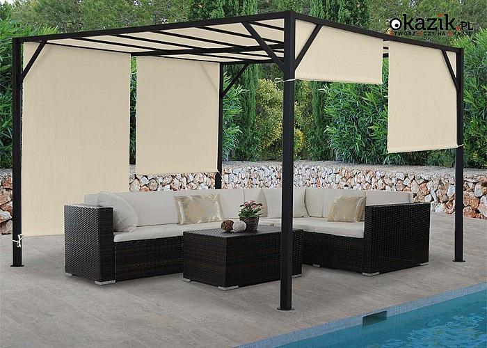 Pawilon Pergola  oaza spokoju w ogrodzie