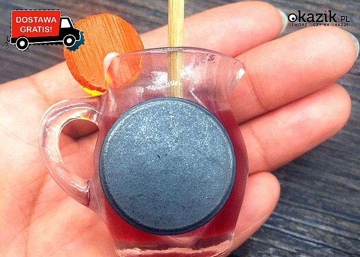 Magnesy na lodówkę 3D wykonane z żywicy. Dwa modele do wyboru