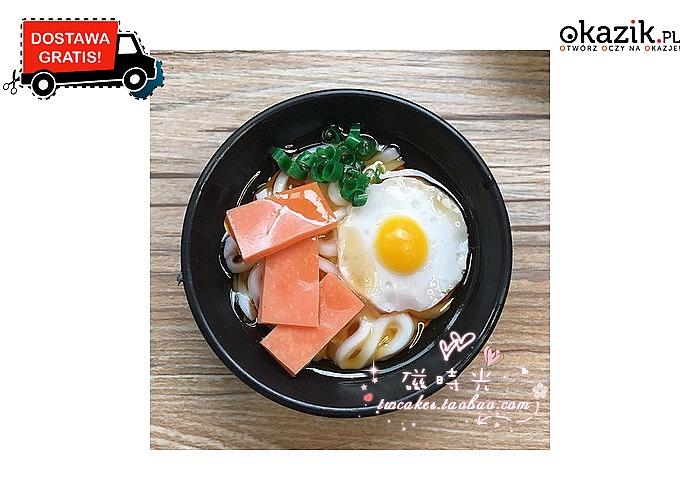 Magnesy na lodówkę 3D. Potrawy kuchni japońskiej. 7 rodzajów do wyboru