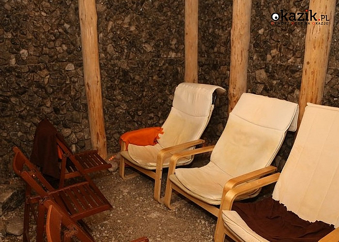 Wypocznij w centrum Nowa Bochnia! Pobyt na 1-7 nocy z wyżywieniem! Sauna! Komfortowe pokoje! Strefa Wellness & Spa!