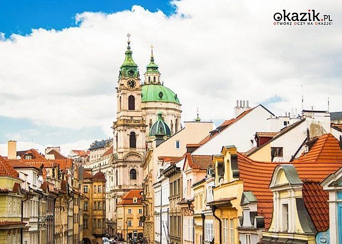 Jarmark Bożonarodzeniowy w Pradze! Wczuj się w świąteczny klimat!