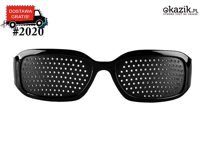 HIT!!! Okulary Ajurwedyjskie poprawiające wzrok!!!