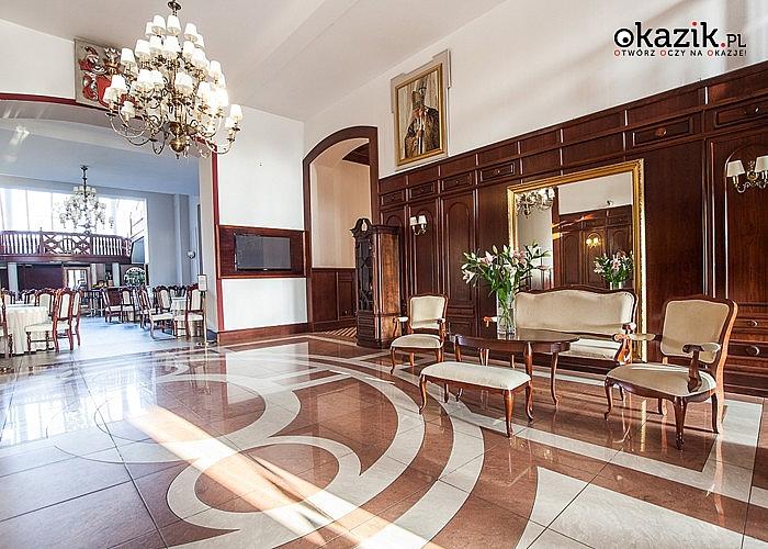 Magiczne Andrzejki w Pałacu Łazienki II Resort Medical & SPA w Ciechocinku! Pobyt weekendowy! Wyżywienie! Bal! Sauna!