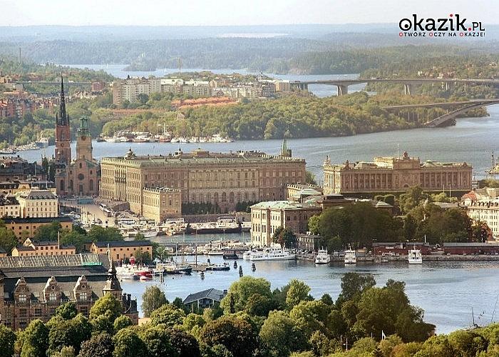 SYLWESTER NA PROMIE! Ryga, Sztokholm, Helsinki i Tallin! 6-dniowa wycieczka! 3 śniadania! Opieka pilota! Zabawa!