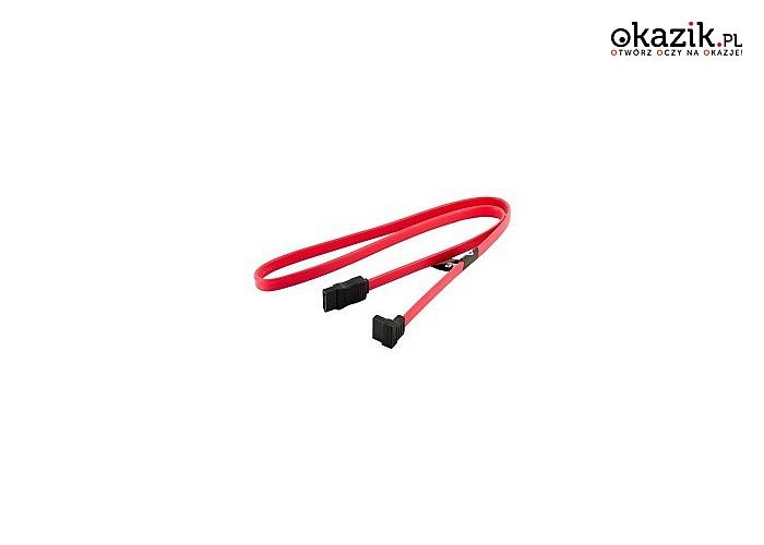 4world: Kabel HDD |SATA 3 |SATA do 90° SATA Serial ATA