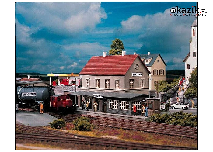 Piko: Stacja kolejowa