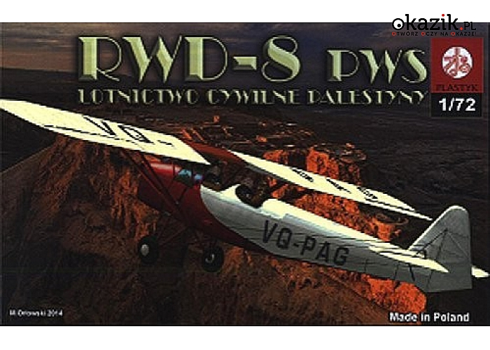 Plastyk: PLASTYK RWD-8 PWS Palest inian Civil