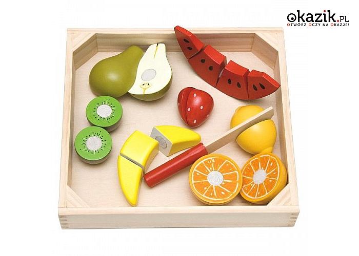 Woodyland: Zestaw Owoców