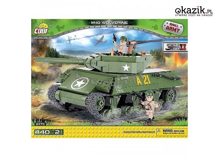 Cobi Klocki: COBI Armia M-10 Wolverin e