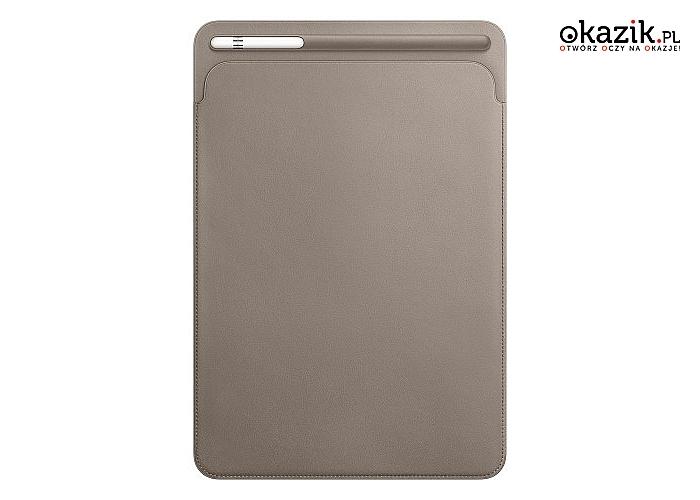Apple: iPad Pro 10.5 Leather Sleeve - Taupe