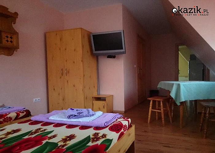 Pobyt styczniowy w Willi Skorusa u Michalskich w Zakopanem! Komfortowe pokoje! Doskonałe miejsce na wypoczynek!