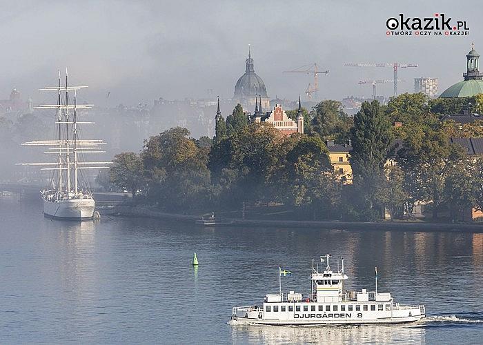 SYLWESTER NA PROMIE! Ryga, Sztokholm i Tallin! 5-dniowa wycieczka! Śniadania! Obiadokolacja! Opieka pilota! Autokar LUX!