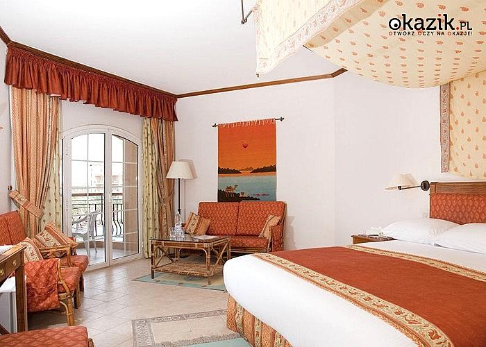 Przepiękna Hurghada na początek roku! Słoneczny Egipt! Hotel Siva Grand Beach****! All Inclusive!