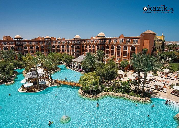Przepiękna Egipska Hurghada! Hotel Grand Resort***** w Hurghadzie! 8-dniowy pobyt All Inclusive! Przelot samolotem!