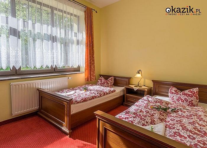Willa Słoneczna Róża w Szklarskiej porębie! Pobyt dla 2 lub 3 osób! Komfortowe pokoje! Świetna lokalizacja!