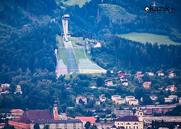 Mistrzostwa Świata w skokach narciarski! Konkurs indywidualny w Innsbrucku! Autokar klasy LUX! Opieka pilota!