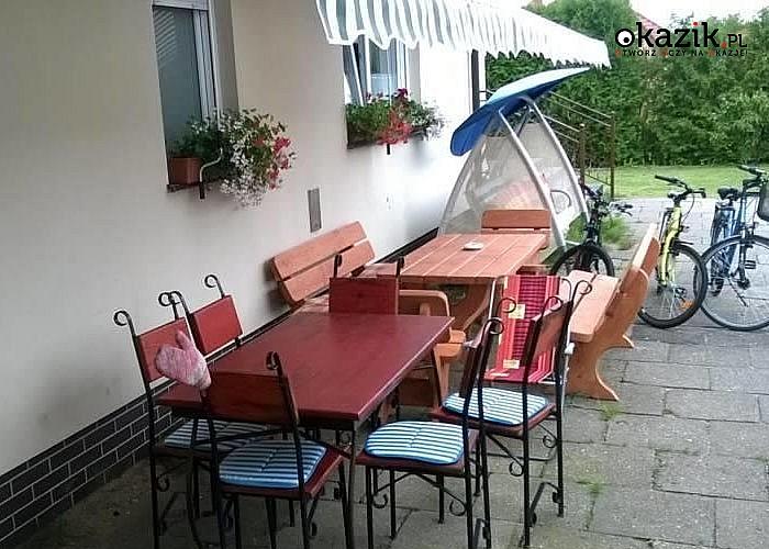 Pensjonat Pokoje u Marka! Niekanin k. Kołobrzegu! Przestronny ogród i basen! Komfortowe warunki! Piękna okolica!