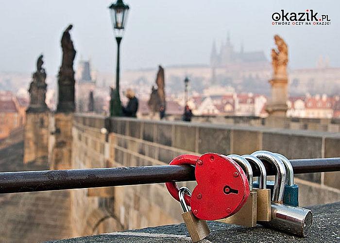 Przeżyj romantyczne chwile w stolicy Czech! Walentynki w Pradze! Przejazd autokarem oraz opieka pilota!