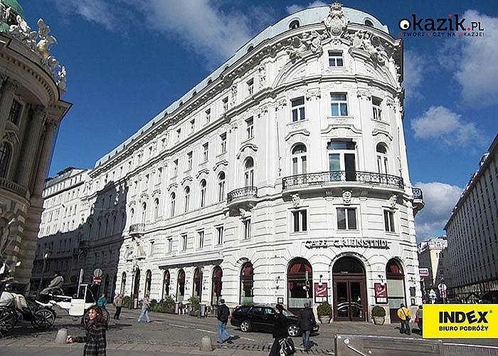 Walentynki w stolicy Austrii. Wyjątkowy weekend w luksusowym Wiedniu dla wszystkich zakochanych!
