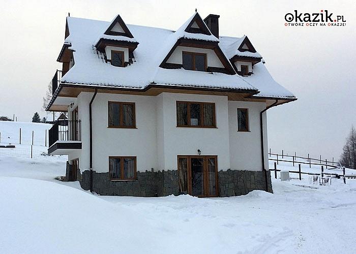 Domek w Zakopanem! Doskonała lokalizacja! Widok na góry! Pobyt nawet 4 osób