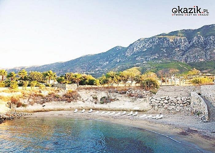 Hotel Sempati*** - Lapta, Północny Cypr! Komfortowe pokoje z widokiem na morze! Wyżywienie! Loty z Warszawy!