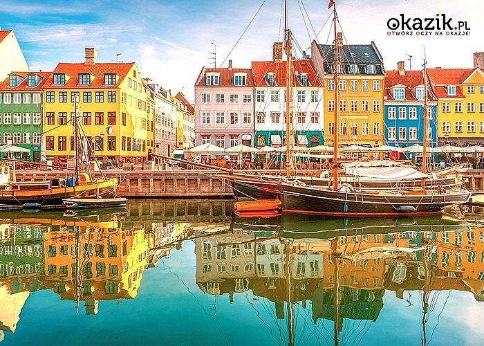 Wycieczka weekendowa: Kopenhaga i Błękitna Planeta!! Przejazd autokarem klasy premium!!