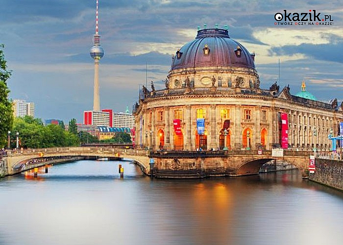 Berlin + Poczdam Express! 3 dniowa wycieczka! Autokar klasy PREMIUM! Opieka doświadczonego pilota!