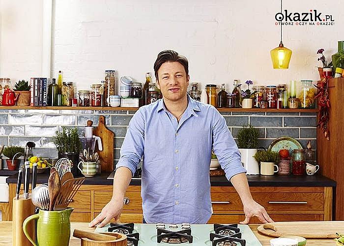 Hit! Solidna i wytrzymała patelnia oryginalnej marki Tefal Jamie Oliver! 28cm! Elegancka i bardzo praktyczna!