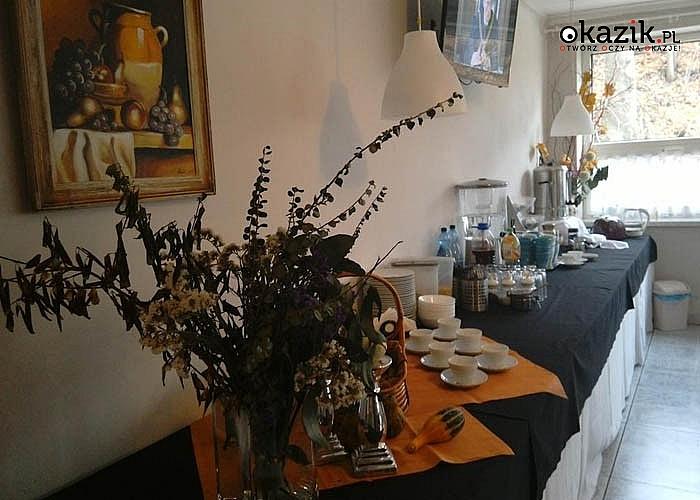 Ferie w Górach Sowich w Pensjonacie SOKOLEC! Komfortowe pokoje! Śniadania i obiadokolacja! Doskonała lokalizacja!