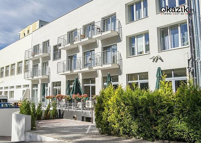 APARTHOTEL Międzyzdroje! Gwarancja udanego wypoczynku! Apartamenty przy plaży! Pobyt dla dwojga!