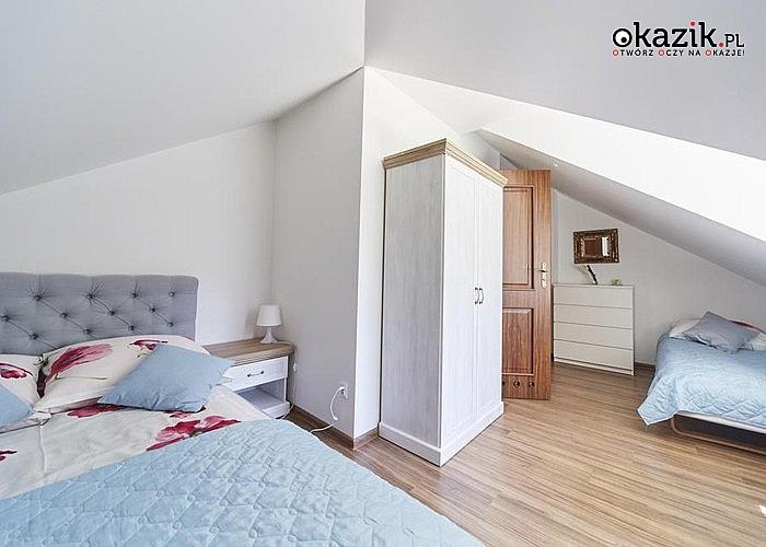 Majówka  w Willi Vinci w Rozewiu nad Bałtykiem! Komfortowe pokoje z łazienkami, lodówką i TV! Sauna!