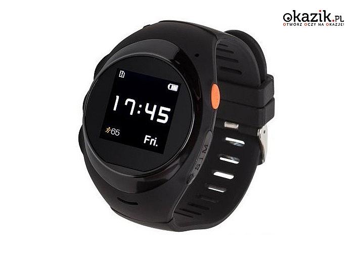 Garett Gps 2 jest to nowoczesny zegarek umożliwiający stały kontakt z dzieckiem czy osobą bliską
