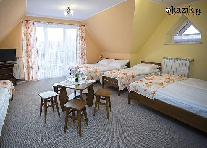 """Dom Wypoczynkowy """"Sykowny"""" w Białym Dunajcu! U stóp dostojnych i wyniosłych Tatr! Eleganckie pokoje!"""