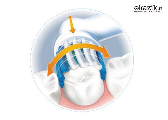 Oryginalne końcówki Braun Oral-B 3D White do szczoteczki elektrycznej! Najwyższa jakość i dokładność!