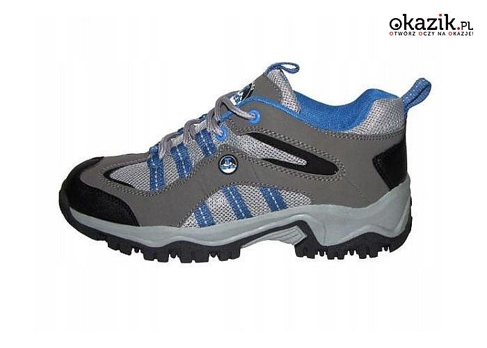 Buty damskie trekkingowe Trek! Najwyższej jakości materiał! Mocne i komfortowe!