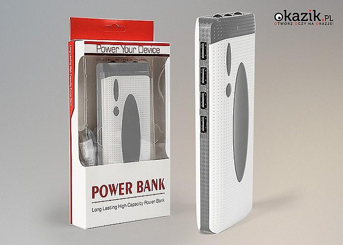 Powerbank to urządzenie, które ratuje nasze smartfony w wielu awaryjnych sytuacjach
