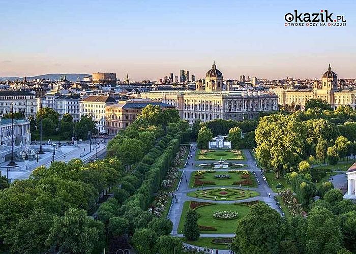 Wiedeń i Bratysława! 3-dniowa wycieczka! 2 noclegi w hotelu** + śniadania! Opieka pilota!