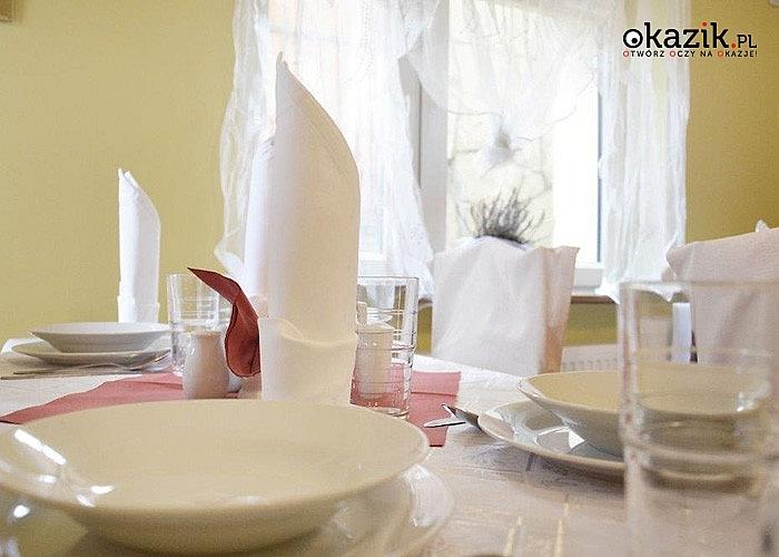 Willa Słoneczna zaprasza na 7-dniowy pobyt regenerujący w Busku Zdrój z wyżywieniem i pakietem 20 zabiegów