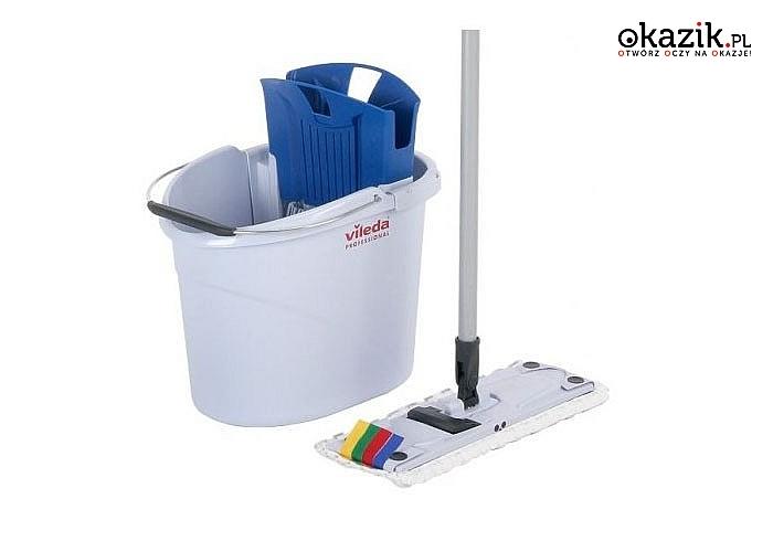 Zestaw do sprzątania UltraSpeed Mini Vileda Professional