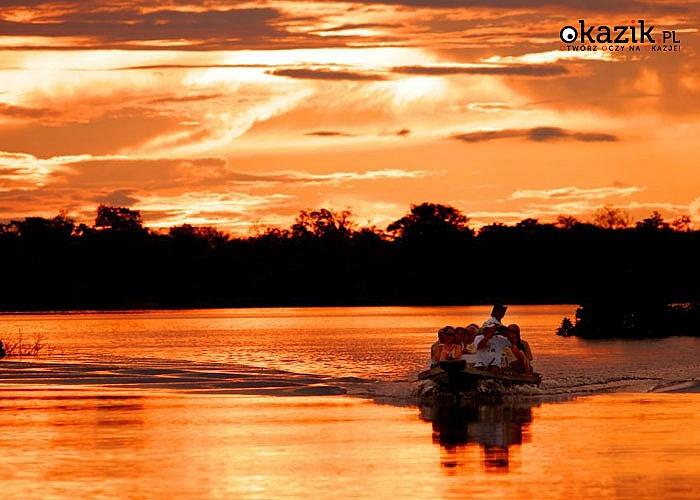 AMAZONIA - wyprawa przez dżunglę KOLUMBII, BRAZYLII I PERU