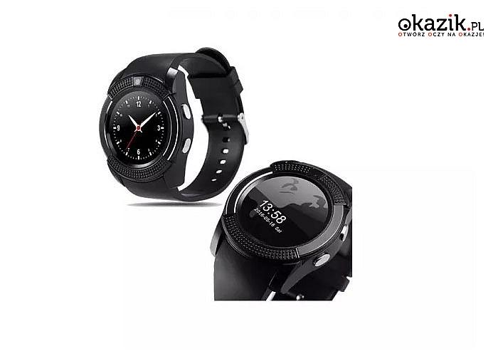 HIT!Smartwatch. Różne modele. Sportowy design.