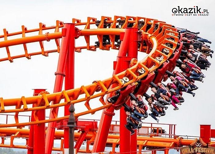 Wycieczka do największego parku rozrywki w Polsce! Energylandia! Wspaniała propozycja na spędzenie szalonej soboty!