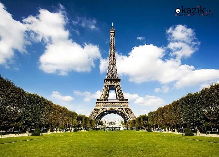 Wycieczka do Paryża  i Eurodisneyland! 2 śniadania! Opieka pilota! 2 noclegi w hotelu Premiere Classe